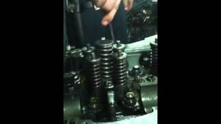 Detroit series 60 injector removal