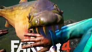 Far Cry 4 - Peixe Gigante Sinistro