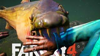 Far Cry 4 - Peixe Gigante Sinistro