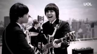 Watch Beatles Anna video