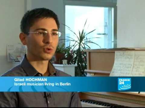 Israeli influx into Berlin