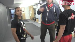 The Raid 2 Director Gareth Evans - How to Direct a Fight Scene