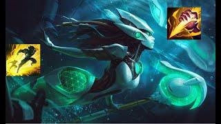 League of legend | Program Nami Jungle | Full game | Team Wìη ¦🏯¦