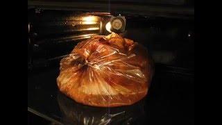 Мужик на Кухне - Мясо в Рукаве в Духовке!!! «Картошка с Мясом в Рукаве в Духовке»