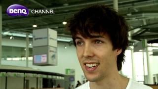 BenQ Channel_ Manuel Grubby Schenkhuizen Interview