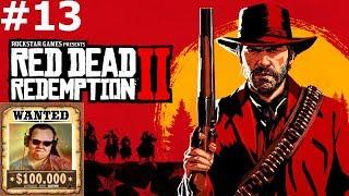 ???? Red Dead Redemption II (PS4 FAT)  — Lecimy Tutaj - Na żywo