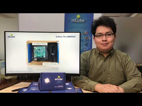 MCube OSM General Introduction