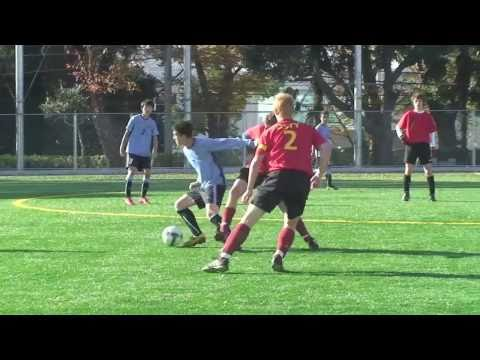 Alan Williams College Soccer Recruiting Video
