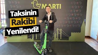 Taksilerin rakibi Martı yenileniyor! Anadolu 1 inceleme!