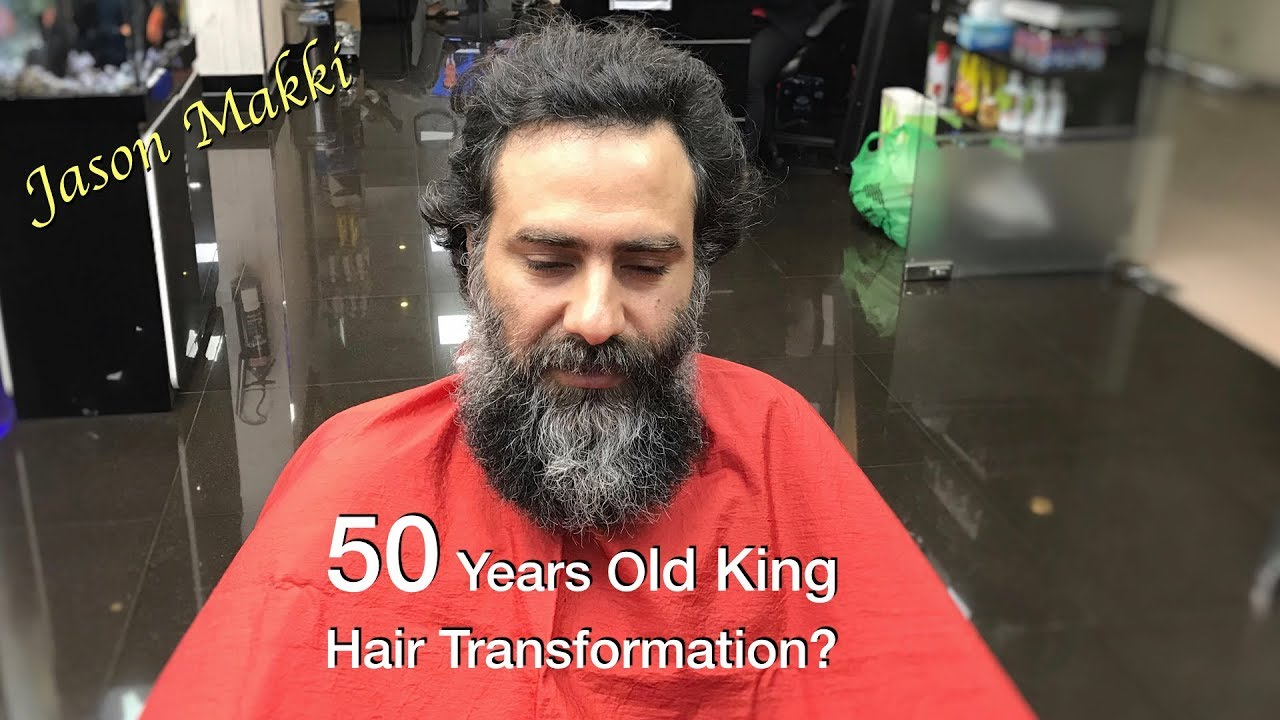 Hair Transformation For 50 Years Old King Short Hair Men Hair Style 2018 23