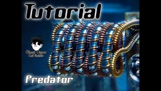 PREDATOR Coil Tutorial is for close to advanced Builders . not to h...