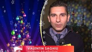 FELICITARE Antena 1 Constanta - Valentin Saghiu - Primarul orasului Murfatlar
