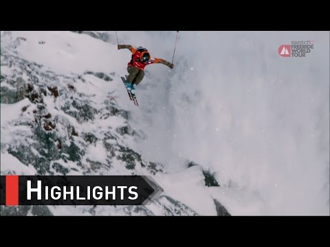 Highlights - Swatch Xtreme Verbier FWT17