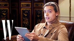 Dylan Sprouse Reads Dylan and Cole Sprouse FanFiction   W Magazine
