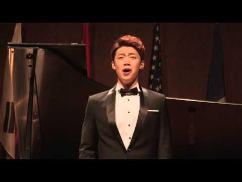 Demi-Finale I CMIM chant/voice 2015 : Byeong-Min Gil