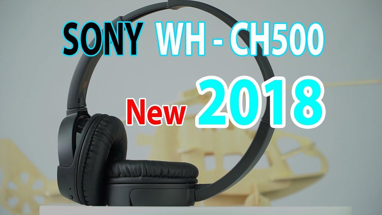 Trên tay tai nghe bluetooth Sony WH CH500: Nhiều màu sắc, nhẹ nhàng, sang trọng