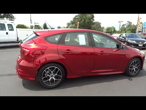 2015 ford focus redding eureka red bluff northern for Crown motors redding ford