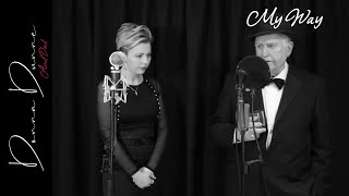 Frank Sinatra - My Way Cover - Father & Daughter Duet
