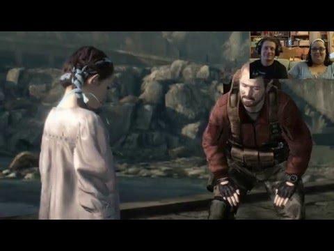 "Lupus Plays Co-Op - ""Resident Evil: Revelations 2"" E1: P2 - Barry/Natalia"