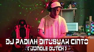 DJ PADIAH DITUSUAK CINTO REMIX MINANG [JUNGLE DUTCH 2020] DJ EVOLUSI REMIX