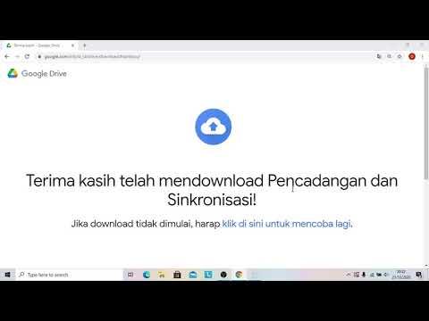 Lihat Cara Instal Google Drive Di Laptop paling mudah