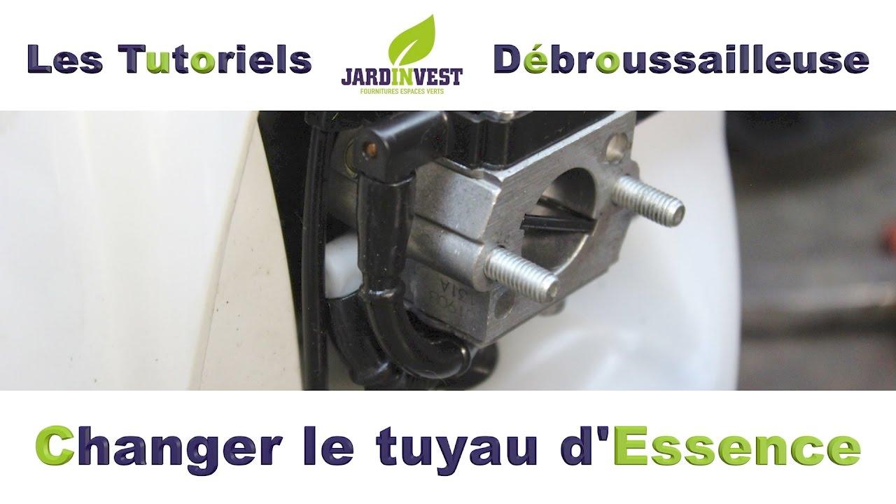 Durites essence Pièces de remplacement pour tondeuses Tuyau dessence RYOBI dp181767