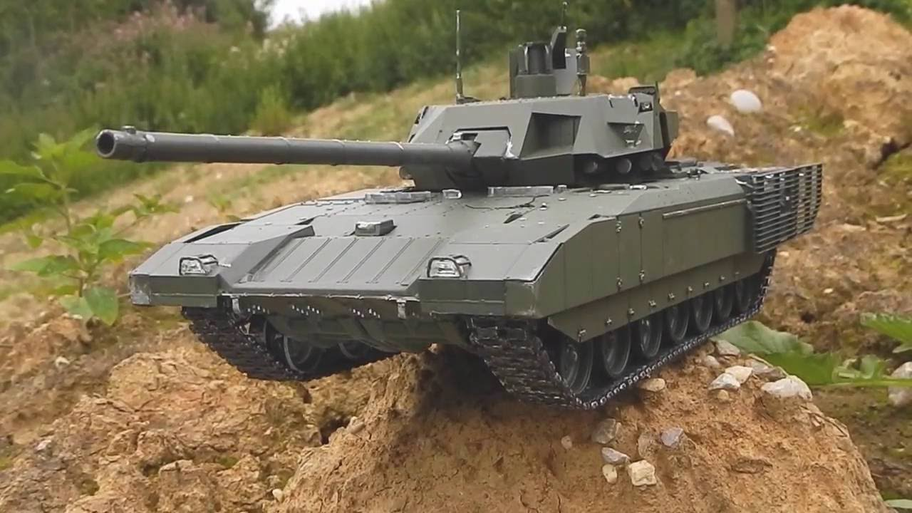 russian main battle tank t 14 armata takom 1 35 youtube. Black Bedroom Furniture Sets. Home Design Ideas