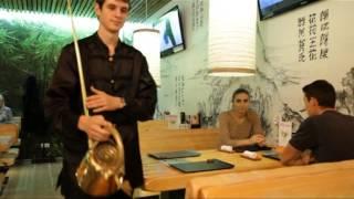 В Днепропетровске открыт ресторан ТАНУКИ(Япония во всем - и в интерьере, и в кухне и, даже, в традициях. Качественная кухня, профессиональных подход..., 2012-11-19T15:58:11.000Z)