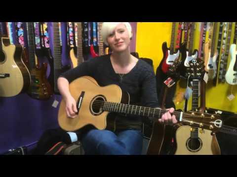Teton Guitars STG105CENT AR Grand Concert @ Boothe Bros. Music