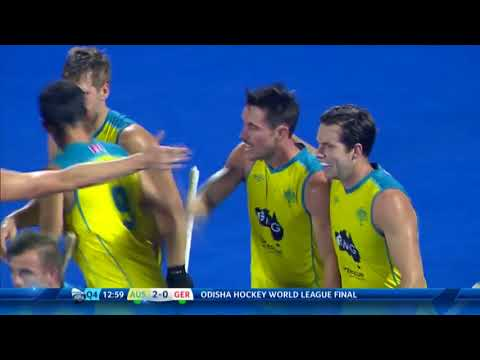 Australia v Germany Semi Final Highlights - Odisha Men's Hockey World League Final - Bhubaneswar, In