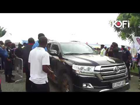 SECURITY DENIES JOHN BOADU ACCESS TO CONFERENCE GROUNDS