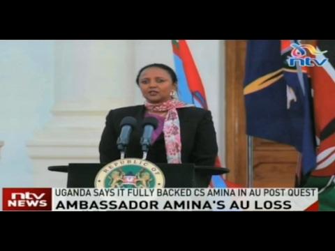 Uganda Denies Claims That It Did Not Support Kenya's Ambassador Amina