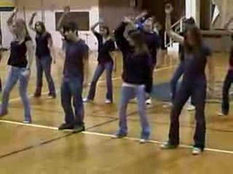 Thriller Dance! seven oak middle school talent show