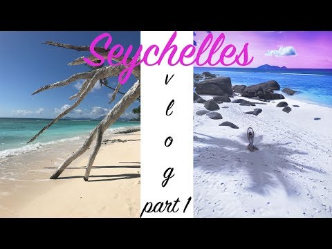 SEJŠELI 2017 - Business Class Flying to the Seychelles VLOG