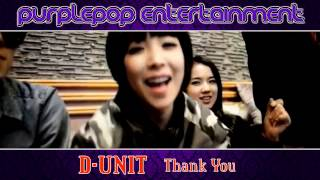 [PurplePop] D-Unit - Thank You (Song Ver.)