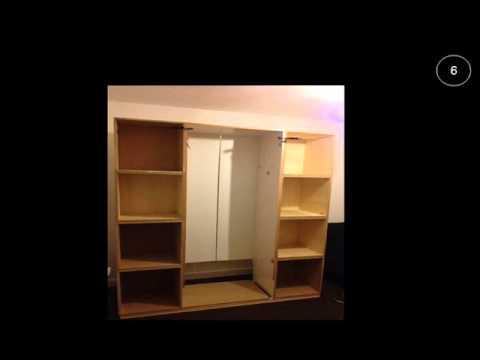 Diy how to make a master bedroom wardrobe using scrap wood youtube diy how to make a master bedroom wardrobe using scrap wood solutioingenieria Images