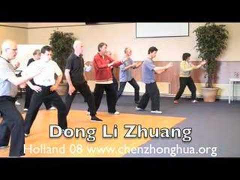 De Glind Workshop 2008 Dong Li Zhuang