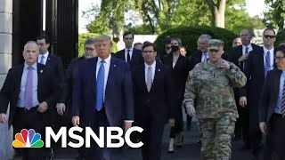 Robert Costa: At The End Of The Day, This Was Trump's Decision | Morning Joe | MSNBC