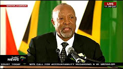 Namibia pays tribute to ANC stalwart Billy Modise