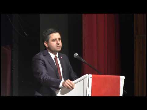 CHP Gölbaşı İlçe Kongresi - Engin Eren'in konuşması