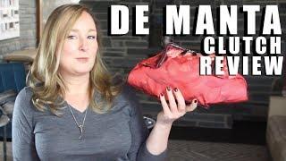 Alexander McQueen De Manta Clutch Review   Jill Maurer