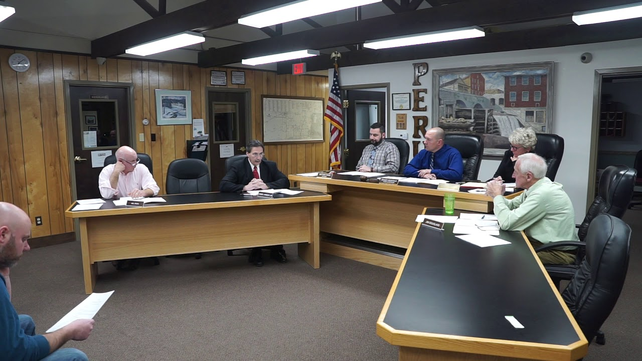Peru Town Board Seat Remains Open  1-18-18