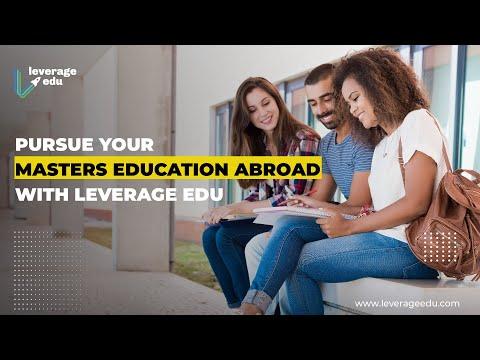 Masters Abroad | Study Masters Overseas | Postgraduate Studies Abroad | Leverage Edu