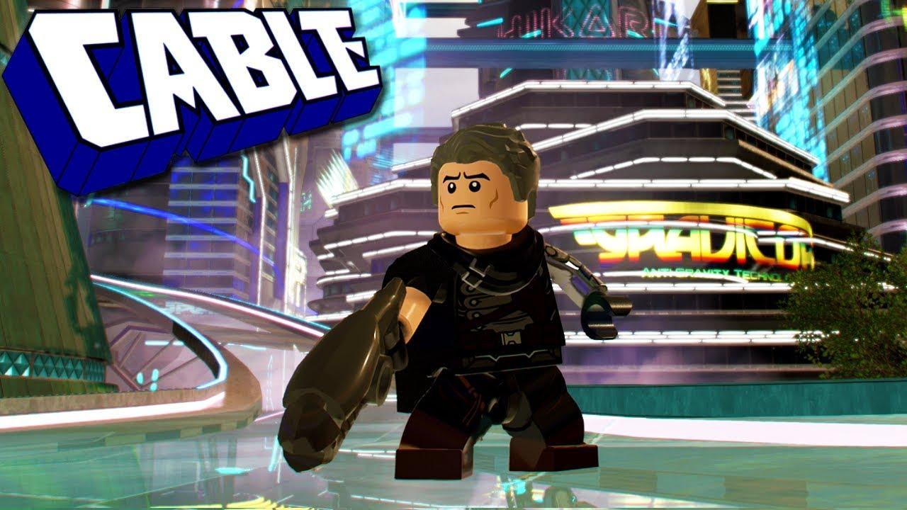 lego marvel super heroes 2 cable deadpool 2 josh brolin