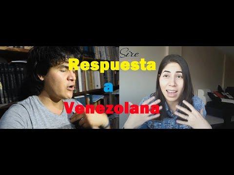 Respuesta a Venezuela que habla mal de Ecuador
