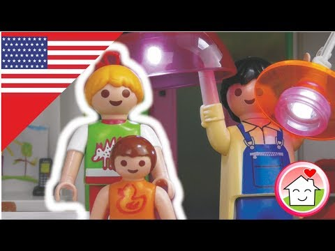 Playmobil The Electrician -  children's film from The Hauser Family