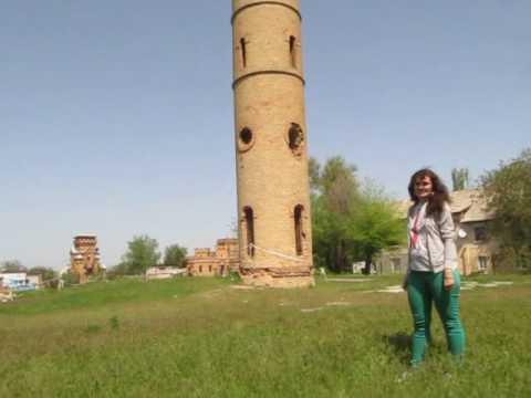 gazeta ye.ua: Подорожуємо Україною. Замок Попова у Василівці Запорізької області