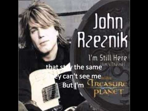 John Rzeznik I'm Still Here Lyrics