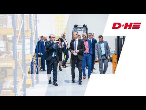 D+H Polska - otwarcie nowej siedziby spółki