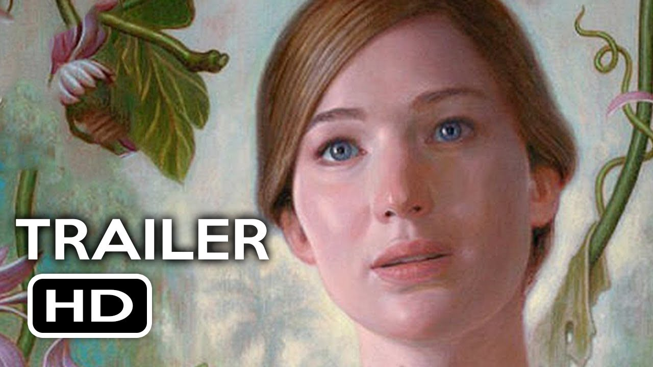 Mother! Official Teaser Trailer #1 (2017) Jennifer Lawrence, Javier Bardem  Thriller Movie HD
